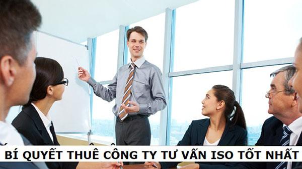 Kinh nghiệm chọn đơn vị tư vấn ISO