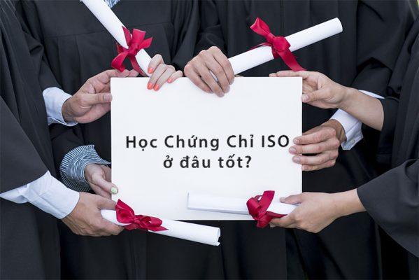 học chứng chỉ ISO