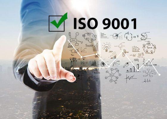 chứng nhận ISO là gì