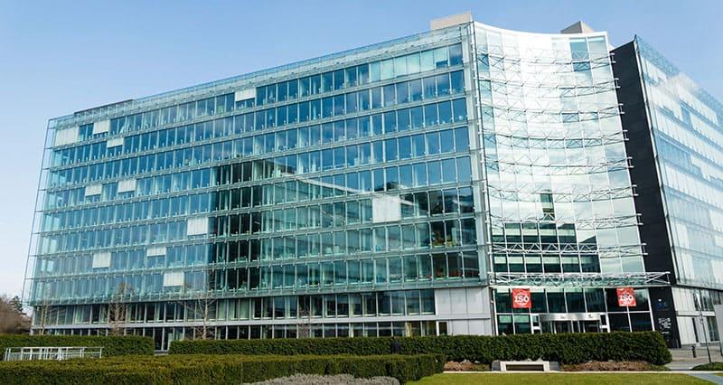 Trụ sở ISO tại Geneva